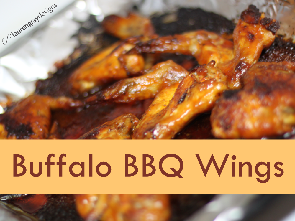 Barbecued Buffalo Wings Recipes — Dishmaps