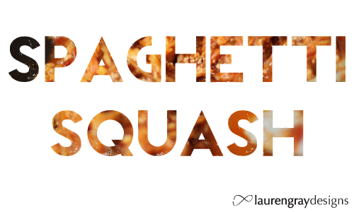 Cooking Spaghetti Squash: The Adventure