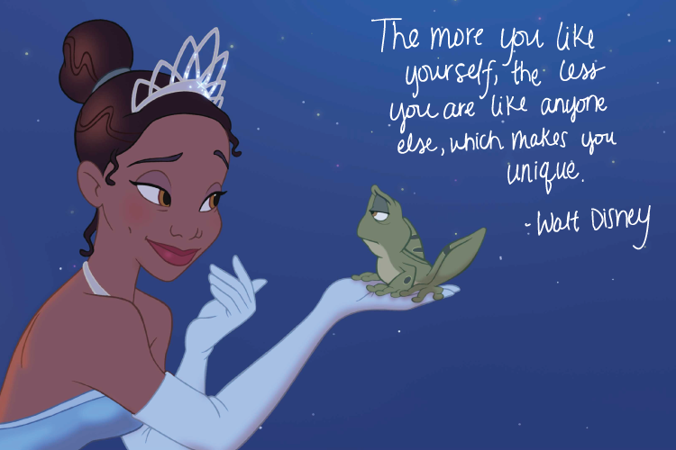 Be Yourself: Walt Disney