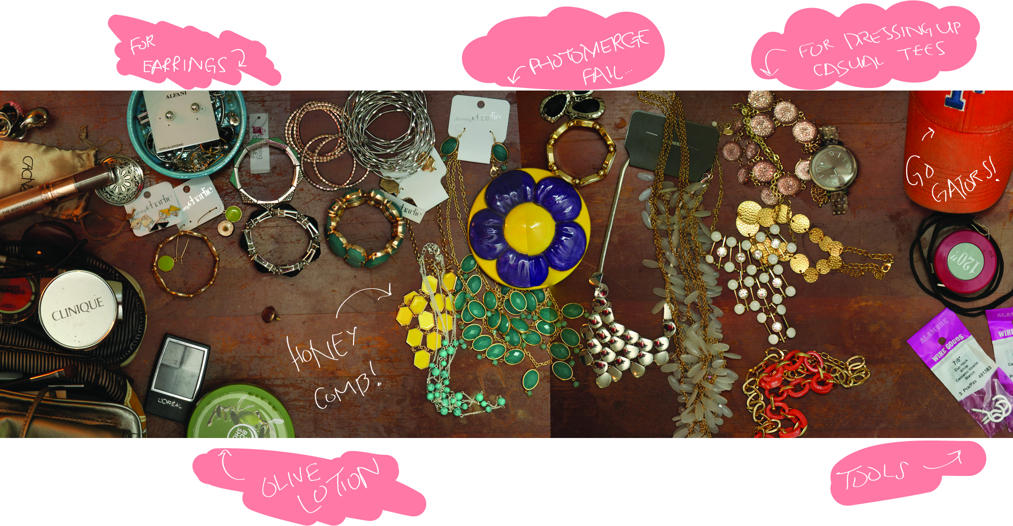 Organizing Jewelry: Necklaces (Pt. 1)