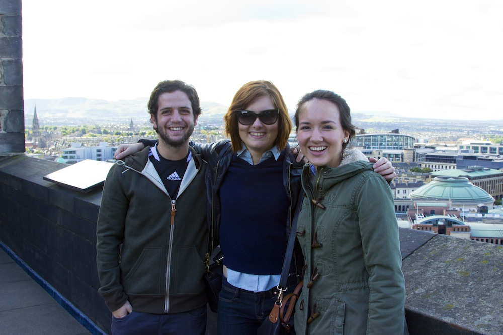 Planning Travel During Study Abroad