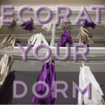 """(Things I Wish I Knew Before Studying Abroad) Week 5: BOYB Bling Out Your Bedroom (Or """"Decorate Your Dorm"""")"""