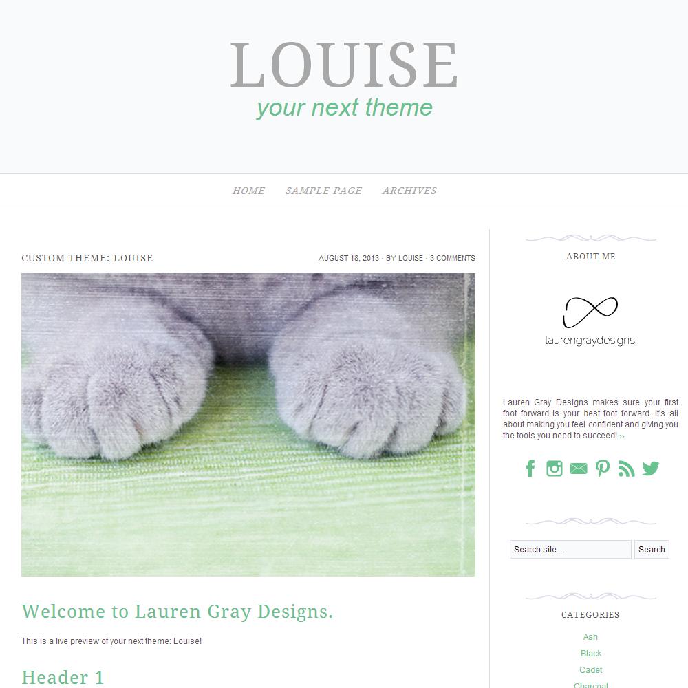 Louise - Etsy 1