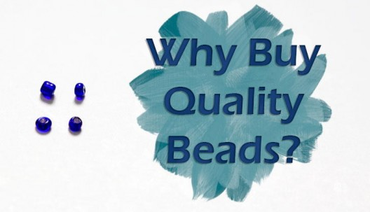 Why buy quality seed beads