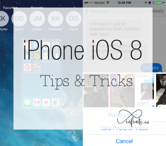 What to Expect: Apple iOS 8 Tips and Tricks