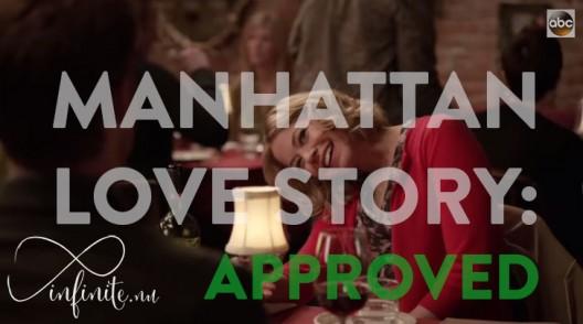 Pilot Review: Manhattan Love Story