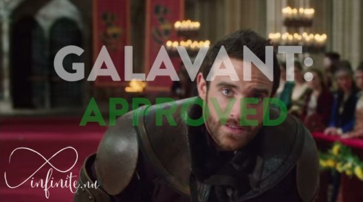 Pilot Review: Galavant