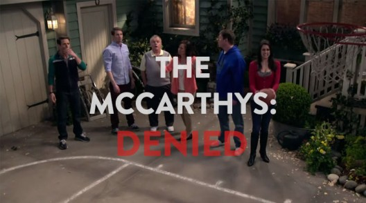 Pilot Review: The McCarthys