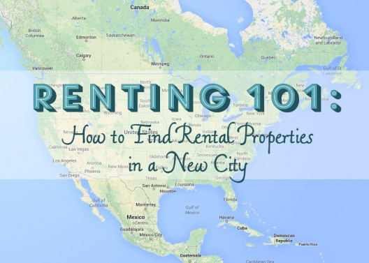 Renting 101: How to Find Rental Properties in a New City