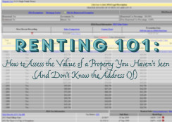 Renting 101: How to Assess the Value of a Property You Haven't Seen (And Don't Know the Address Of)